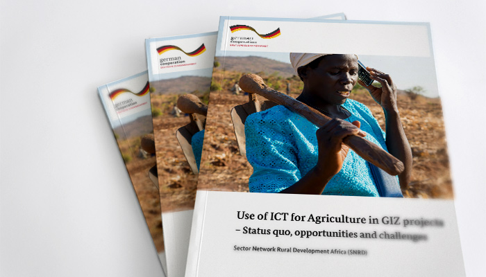 Use Of Ict For Agriculture In Giz Projects