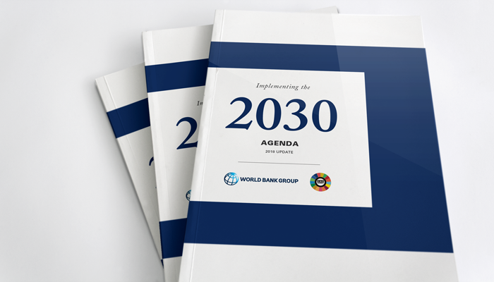 World Bank Group Implementing the 2030 Agenda - Global Donor